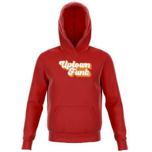 Uptown Funk Kids' Hoodie - Red