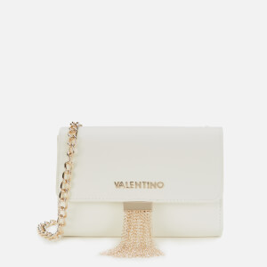 Valentino Bags Women's Piccadilly Small Shoulder Bag - White