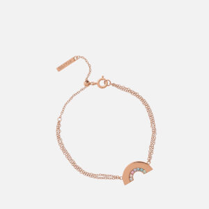 Olivia Burton Women's Rainbow Bracelet - Rose Gold