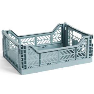 HAY Colour Crate Teal - M