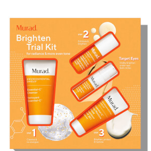Murad Brighten Trial Kit (Worth $90.00)