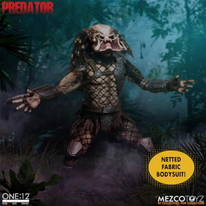 Mezco One:12 Collective Predator Deluxe Edition Action Figure