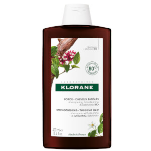 KLORANE Shampoo with Quinine and Organic Edelweiss 400ml