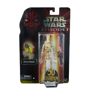 Figurine Articulée Droïde de Combat - Hasbro Star Wars The Black Series