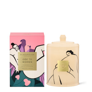Glasshouse Mother's Day Ode to Women Candle 380g