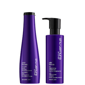 Shu Uemura Art of Hair Yubi Blonde Glow Illuminating Duo