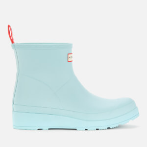 Hunter Women's Original Play Short Wellies - Eucalyptus
