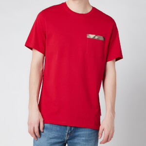 Barbour Men's Durness T-Shirt - Red