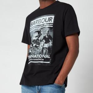 Barbour International Men's Archive Downforce T-Shirt - Black