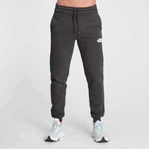 MP Men's Chalk Graphic Joggers - Carbon