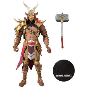 """McFarlane Toys Mortal Kombat 7"""" Figures 5 - Shao Khan Action Figure"""
