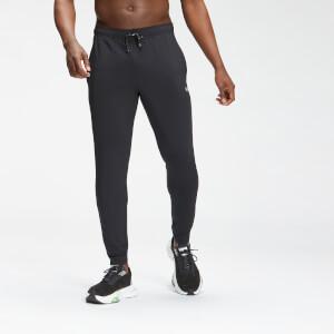 MP Men's Repeat Mark Graphic Training Joggers | Black | MP