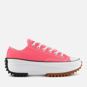 Converse Women's Run Star Hike Platform Trainers - Hyper Pink/White/Gum