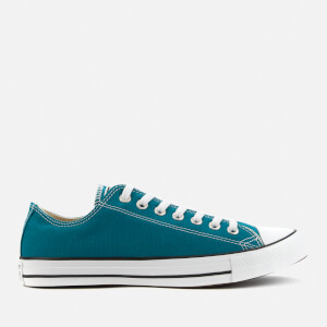 Converse Men's Chuck Taylor All Star Ox Trainers - Bright Spruce