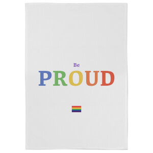 Be Proud Cotton Tea Towel