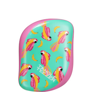 Tangle Teezer Compact Styler Detangling Hairbrush - Parrots
