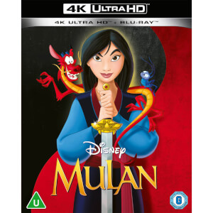 Disney's Mulan (Animated) - 4K Ultra HD (Includes Blu-ray)