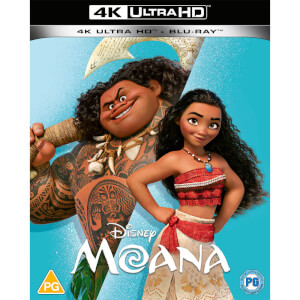 Disney's Moana - 4K Ultra HD (Includes Blu-ray)