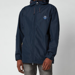 Barbour Beacon Men's Mound Jacket - Navy