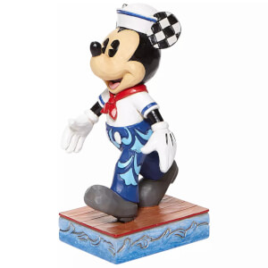 Disney Mickey Sailor P Pose