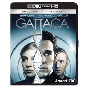 Steelbook Gattaca - 4K Ultra HD (Incluye Blu-ray)