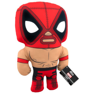 "POP Plush: Marvel Lucha Libre- 17.5"""" Deadpool"