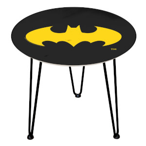 Decorsome DC Batman Wooden Side Table