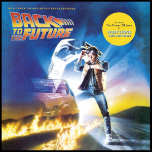 Back To The Future - Music From The Motion Picture LP
