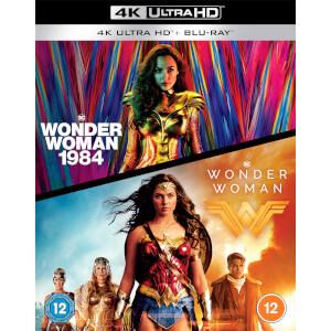 Wonder Woman 1984 / Wonder Woman - 4K Ultra HD Doublepack