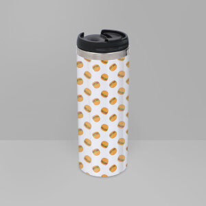 Burgers Stainless Steel Thermo Travel Mug