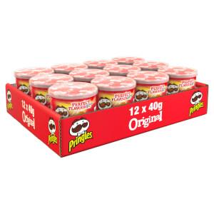 Pringles Original 12 x 40g
