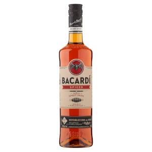 Bacardi Spiced Rum 70Cl