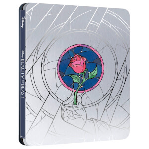 Disney's Beauty and the Beast (Animated) - Zavvi Exclusive 4K Ultra HD Steelbook (Includes Blu-ray)