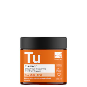 Dr Botanicals Turmeric Superfood Restoring Treatment Mask 60ml