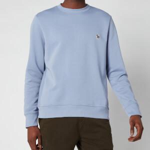 PS Paul Smith Men's Regular Fit Sweatshirt - Blue