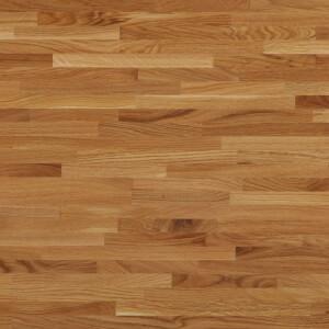 Solid Oak Kitchen Upstand - 300 x 8 x 1.8cm