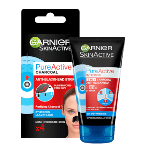 Garnier Pure Active Anti-Blackhead Duo Set