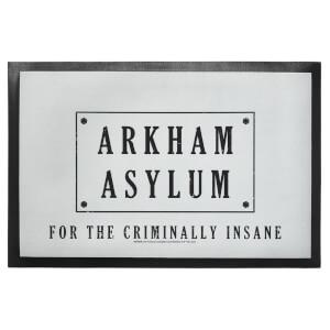 Batman Villains Arkham Asylum Entrance Mat