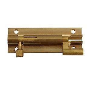 Brass Effect Necked Bolt - 76mm