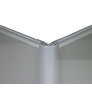 Zenolite Colour Matched PVC External Corner - 250cm - Grey