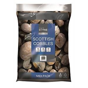 Stylish Stone Premium Scottish Cobbles - Midi Pack