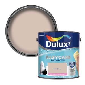 Dulux Easycare Bathroom Soft Stone - Soft Sheen Emulsion Paint - 2.5L