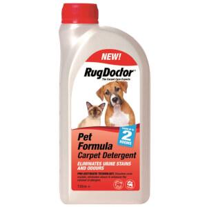 Rug Doctor Pet Formula Carpet Detergent 1 litre