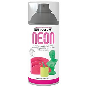 Rust-Oleum - Neon Paint Pink - Spray - 150ml