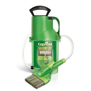Cuprinol Pump Shed & Fence Sprayer Brush