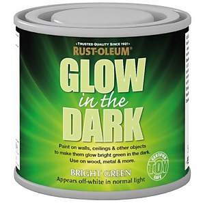 Rust-Oleum Glow in the Dark Paint - 125ml