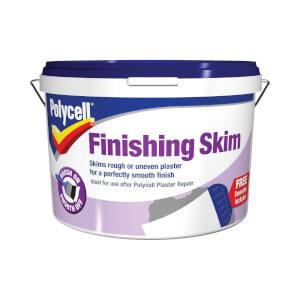 Polyfilla Finishing Skim - 2.5L