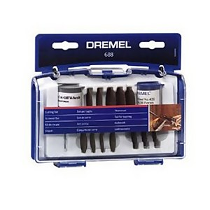 Dremel Cutting Kit - 68 Piece