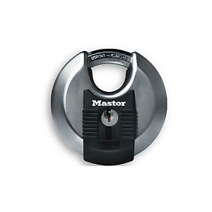 Master Lock Excell Padlock - 80mm - ABS Protection