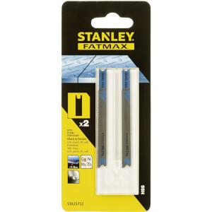 Stanley Fatmax Jigsaw Blade Metal - STA25752-XJ